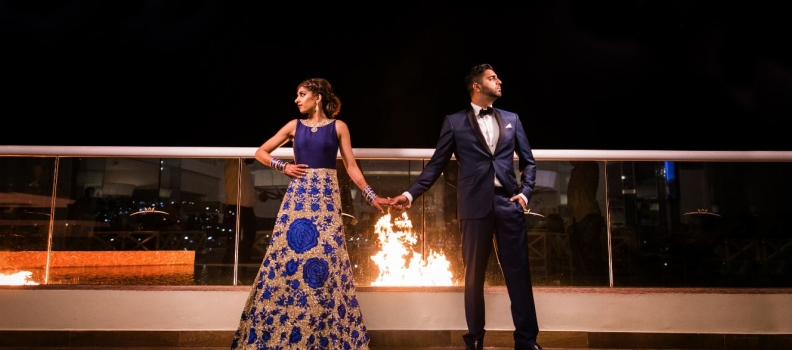 Akash & Nisha's Wedding in Jamaica
